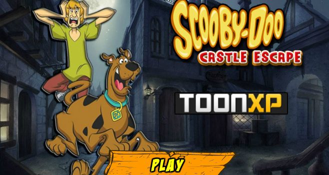 Scooby Doo Castle Escape
