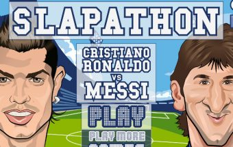 Slapathon Messi Vs. Ronaldo