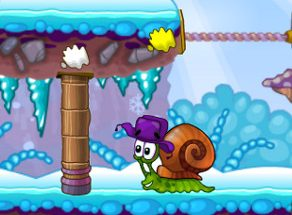 Snail Bob 6 Winter Story
