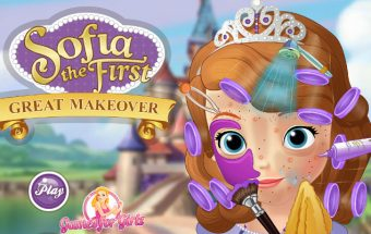 Sofia Great Makeover