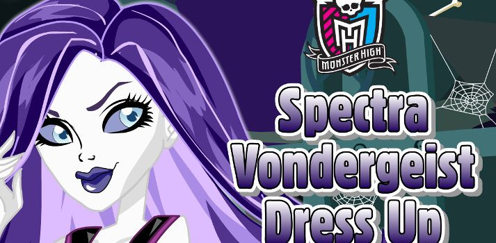 Spectra Vondergeist Dress Up