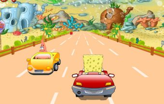 Spongebob Road