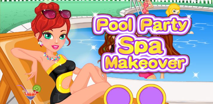 Summer Pool Party Makeover