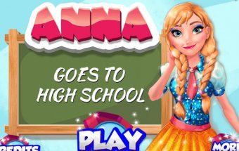 Anna Goes to High School