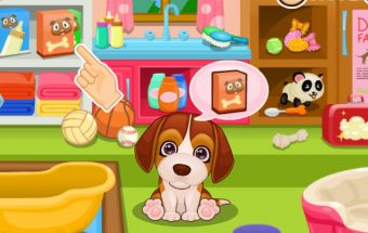 Cute Puppy Care 2