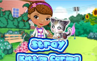 Doc McStuffins Stray Kitten