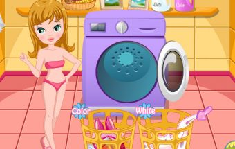 Easter Egg Laundry