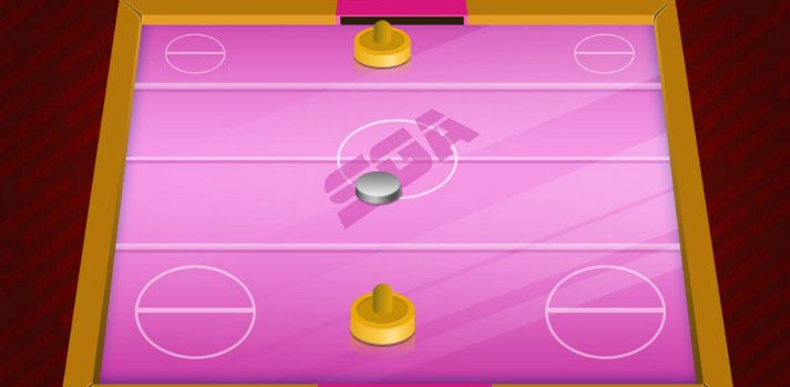 Sport Games Arena Air Hockey