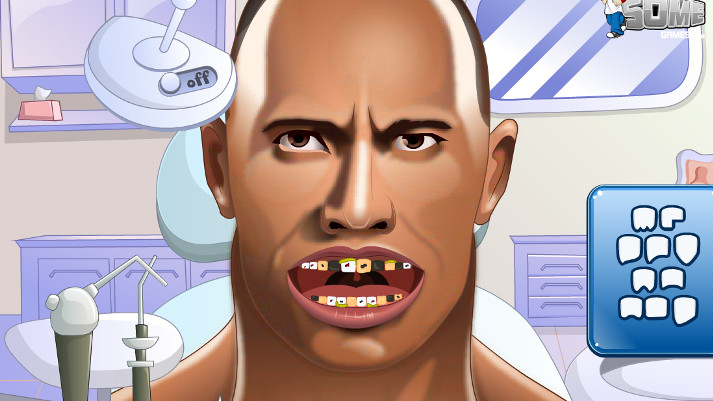 The Rock dal Dentista