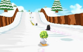 Ice Run Penguin