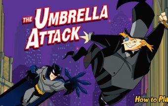 Batman Umbrella Attack