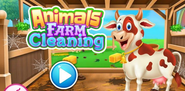 Animals Farm Cleaning