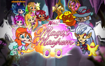 Winx Club Magix Mayhem