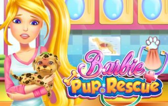 Barbie Puppy Rescue
