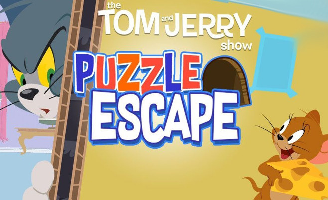 Tom e Jerry Puzzle Escape