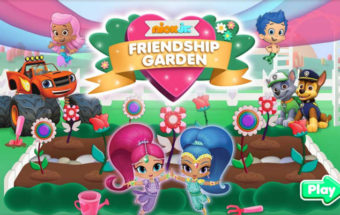 Paw Patrol Friendship Garden