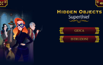 Hidden Objects Super Thief