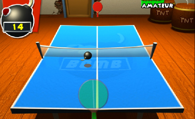 pong bomb ping giochi basket swooshes gioco game