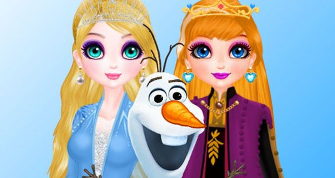 Elsa Dawn of Frozen Magic