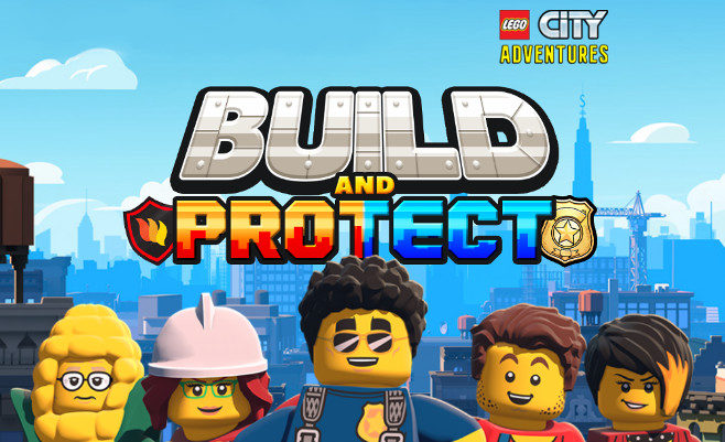 LEGO: Build and Protect