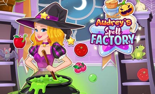 Audrey's Spell Factory