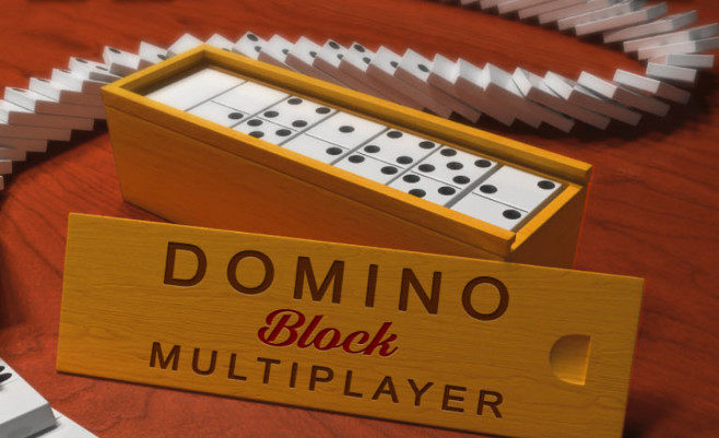 Domino Online Multiplayer